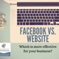 Facebook-vs-Website