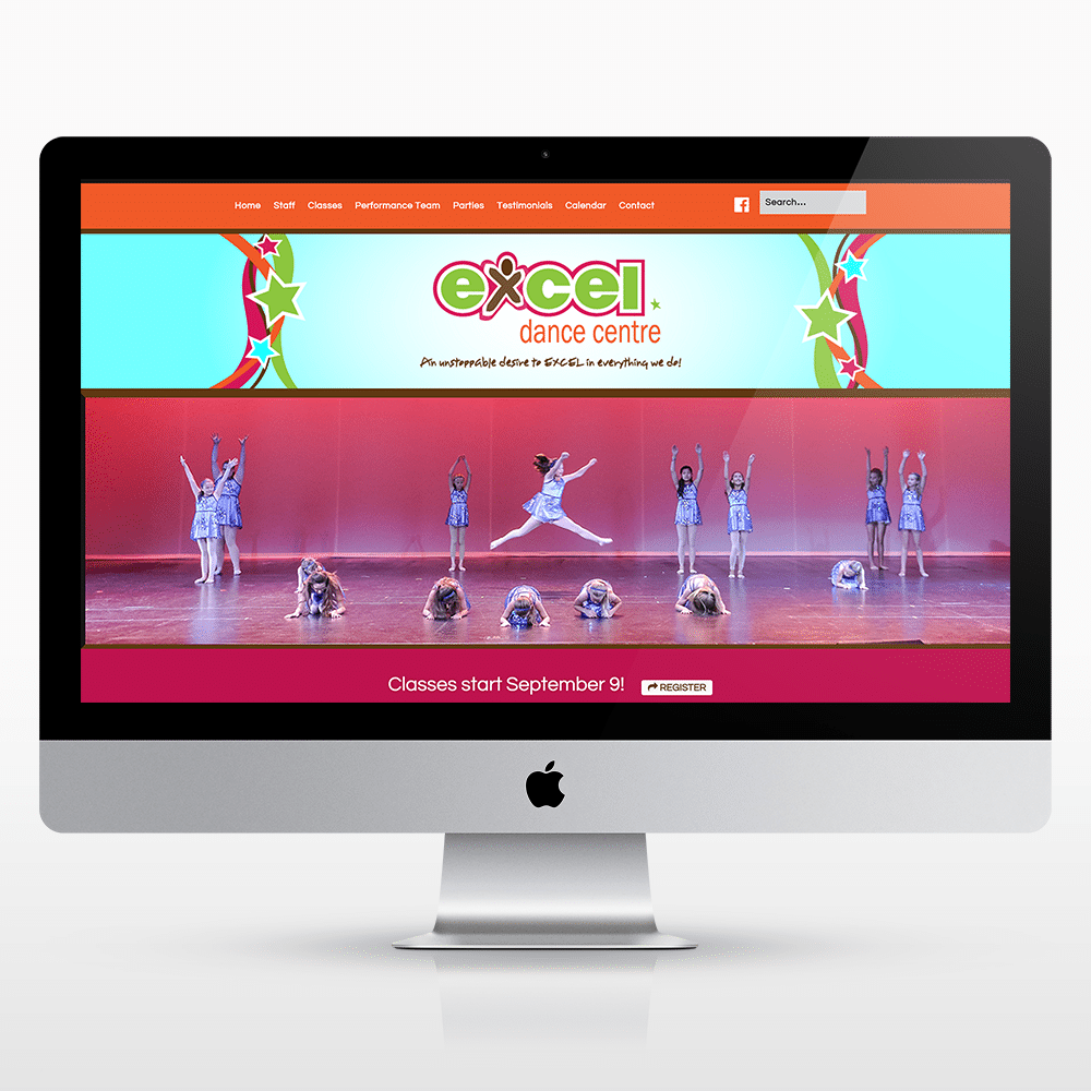 Dance-Studio-Website-Design