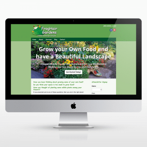 Gardening-Website-Design