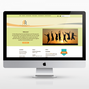 chiropractor-website-design