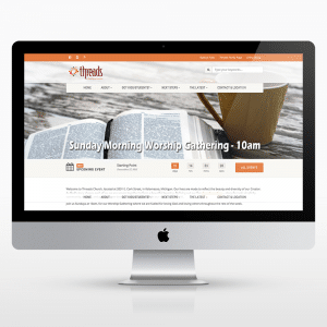 church-website-design-content-management
