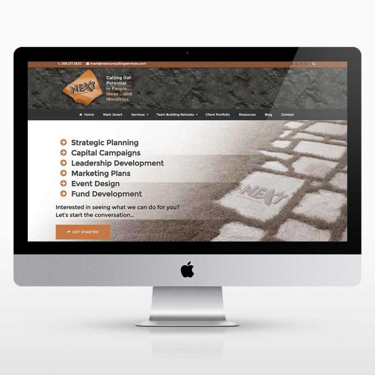 NEXT-Consulting-Website