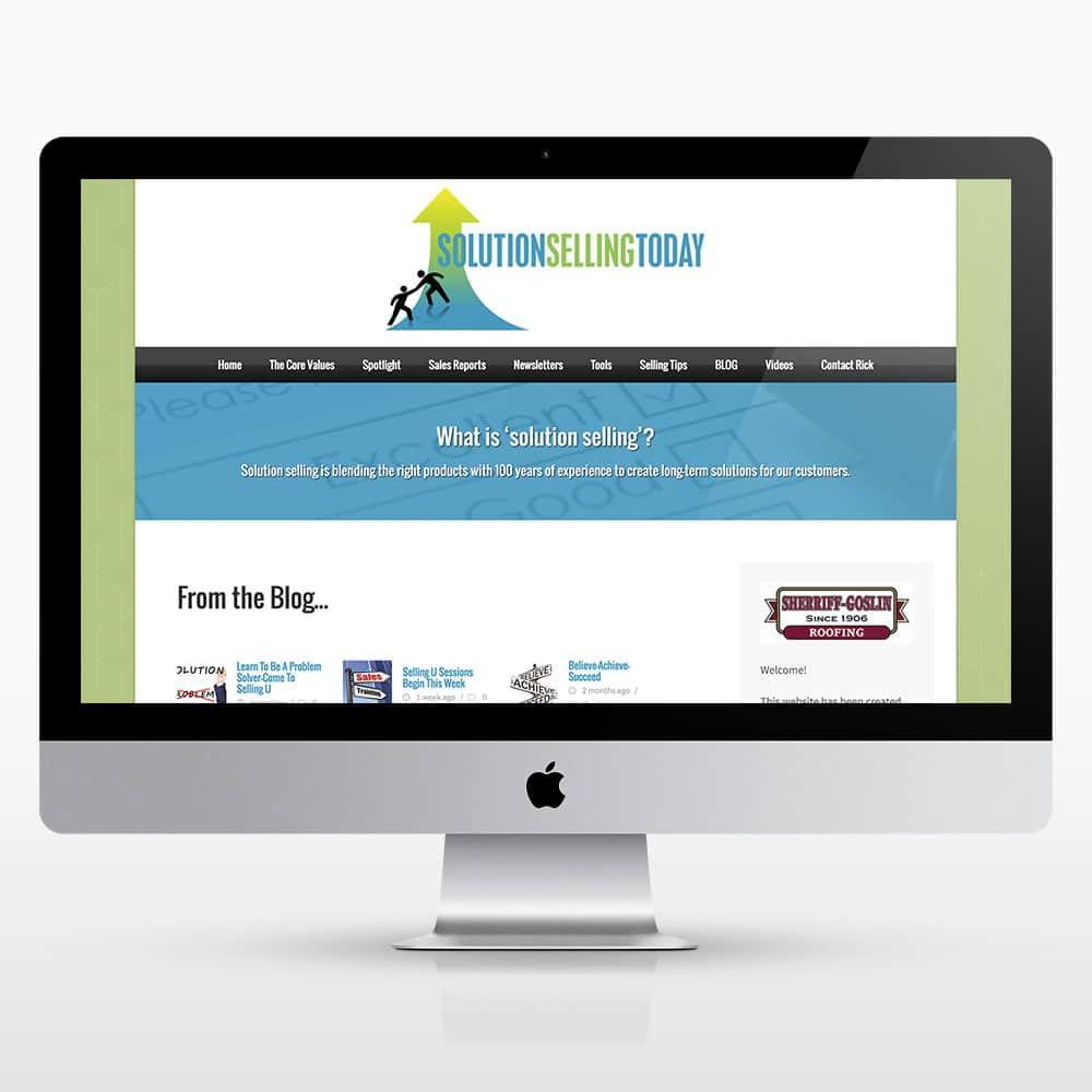 Sales-Team-Website-Design