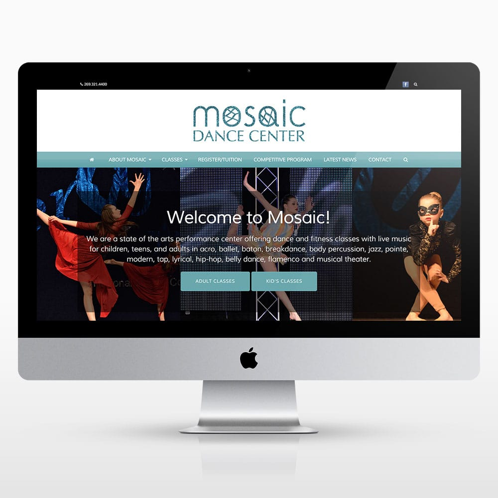 Mosaic Dance Studio