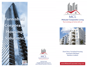 Corporate Rental Brochure