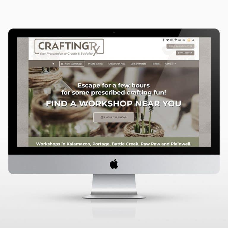 Crafting-RX-website