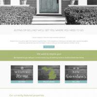 Real Estate Office Website Design