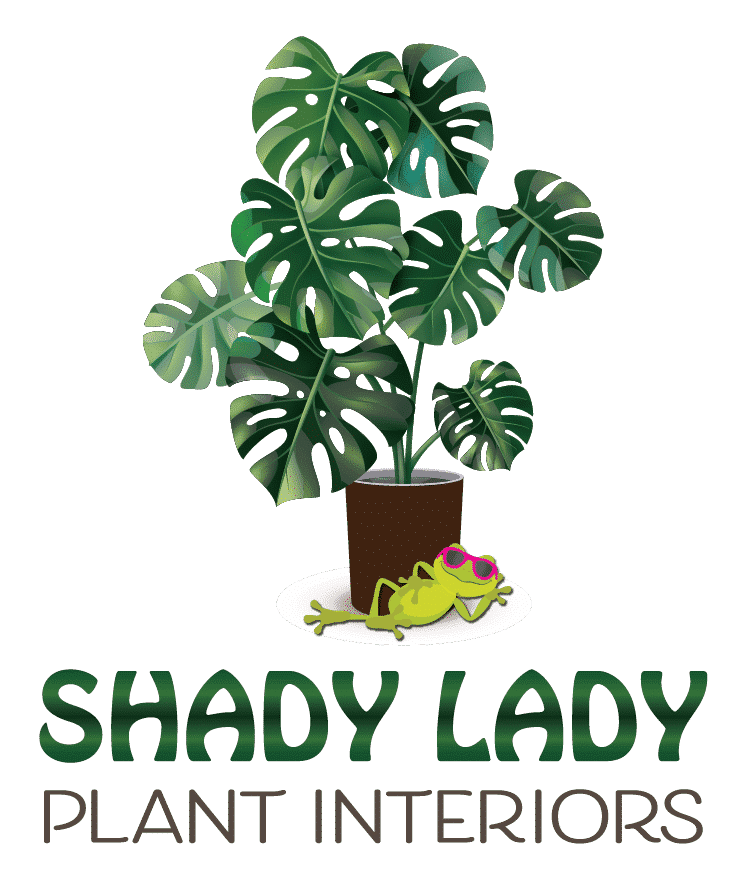 Shady Lady Plant Interiors Logo