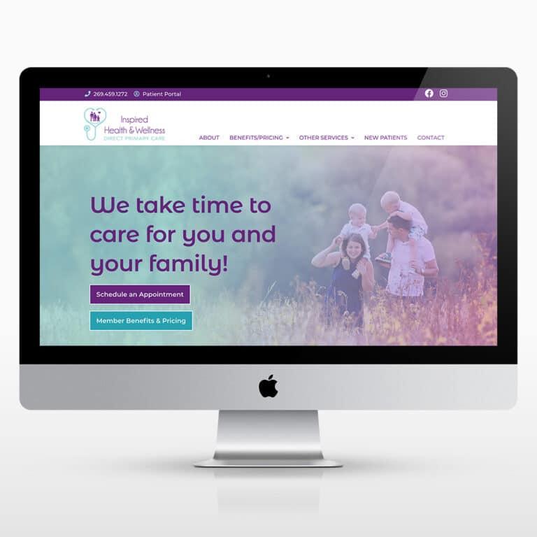 Medical Office Website Design