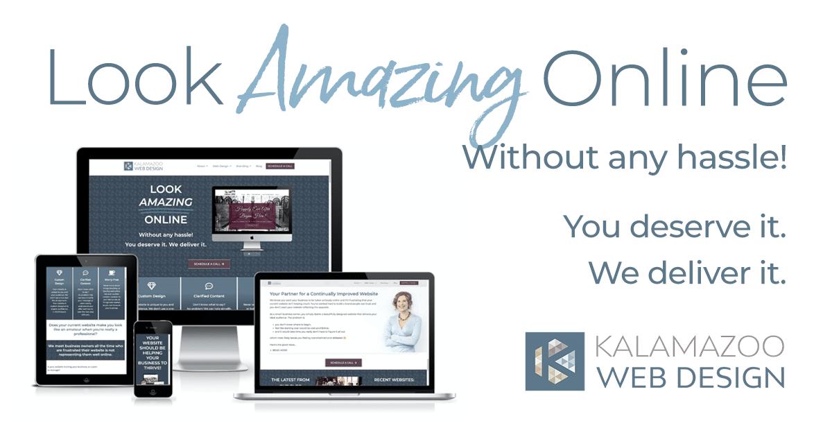 Kalamazoo Web Design Llc Website Design Small Business Branding