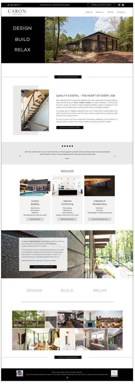 homebuilder website