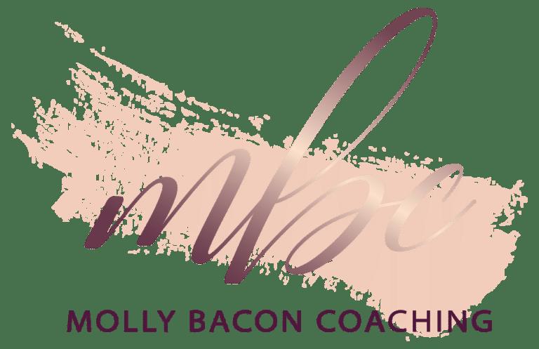 molly bacon coaching logo